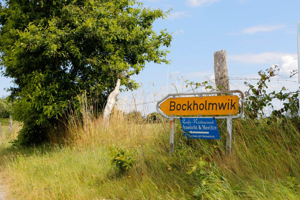 die Umgebung vom Landhaus Scholz -WBockholmwik