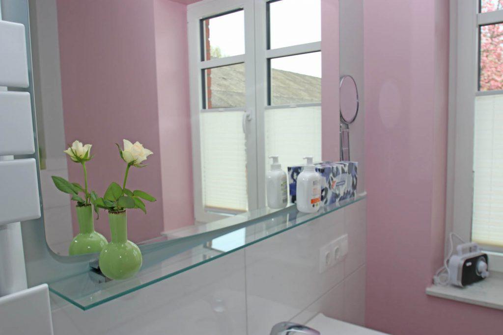 Wohnung Diekkier - Bad im Erdgeschoss
